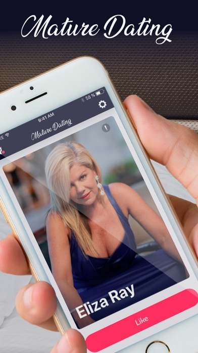 Mature Dating app - for adults