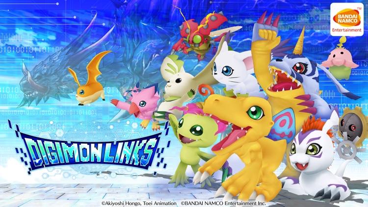 DigimonLinks screenshot-0