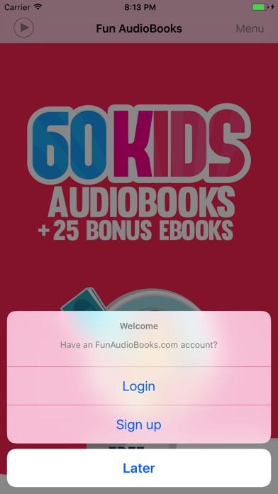 Fun Audiobooks | App Price Drops