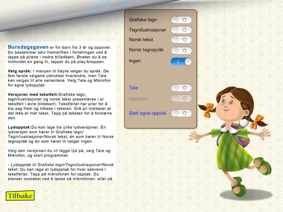 Bursdagsgaven iPad