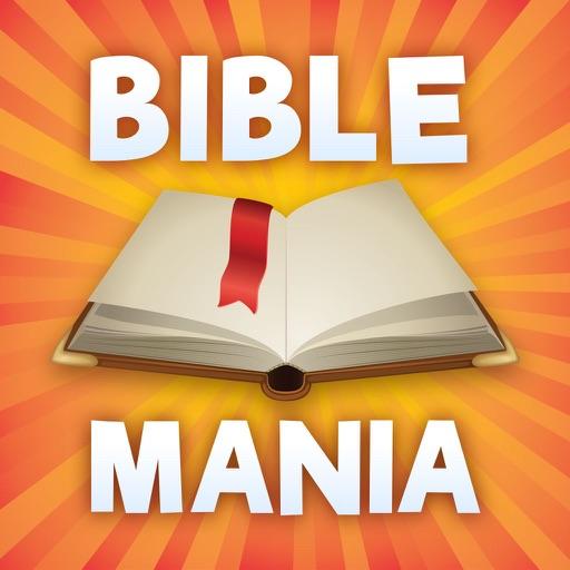 BibleMania - Bible Trivia App