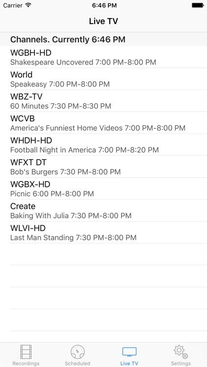 TVPortal screenshot-3