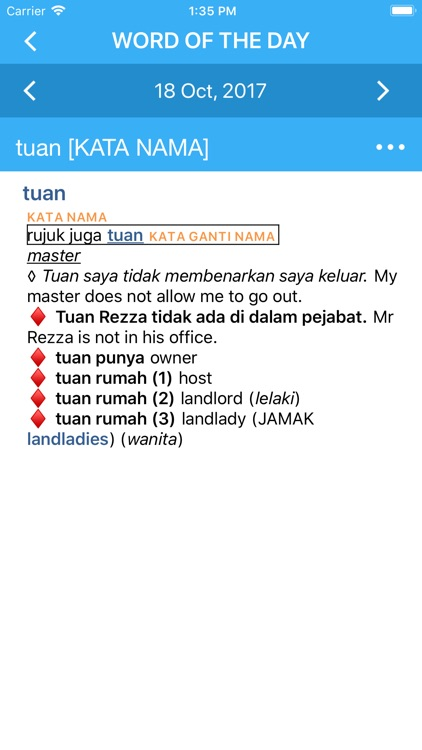 Collins Malay Dictionary