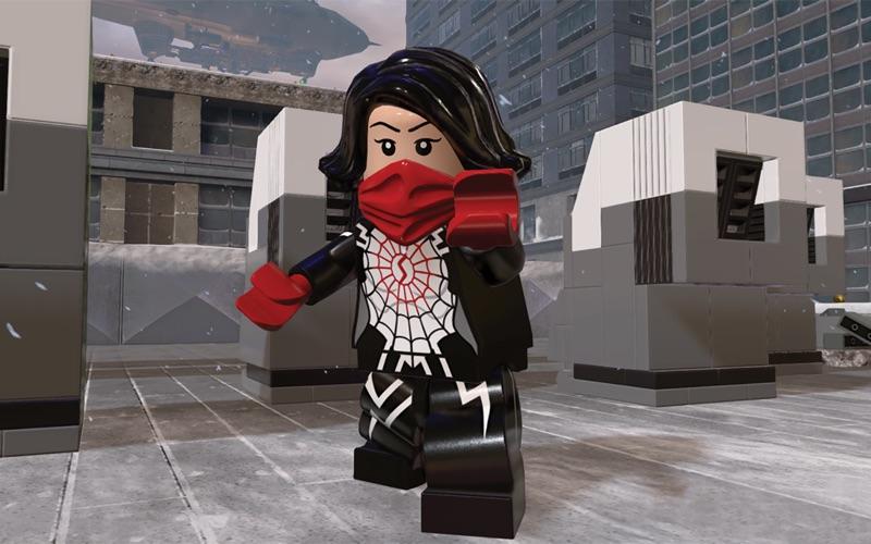 LEGO® Marvel Super Heroes 2 screenshot 9