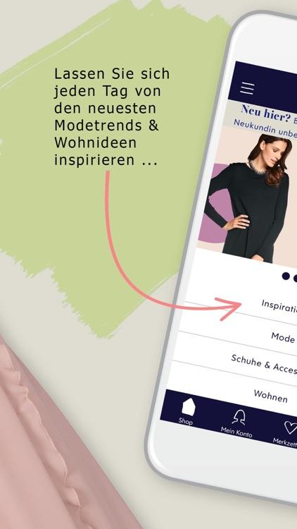 heine – Mode & Wohnen-Shopping