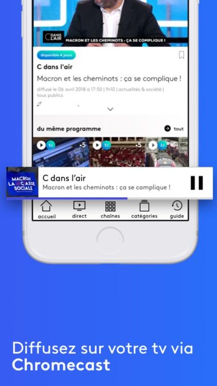 france.tv : direct et replay screenshot-4
