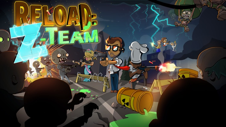 Reload: The Z-Team screenshot-0
