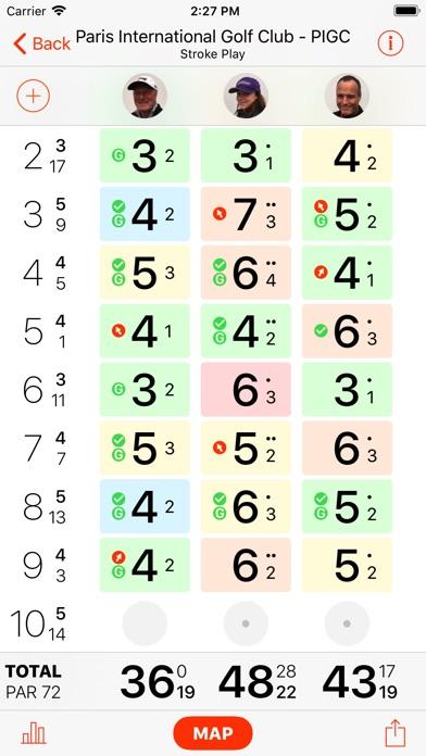 Fun Golf GPS app image