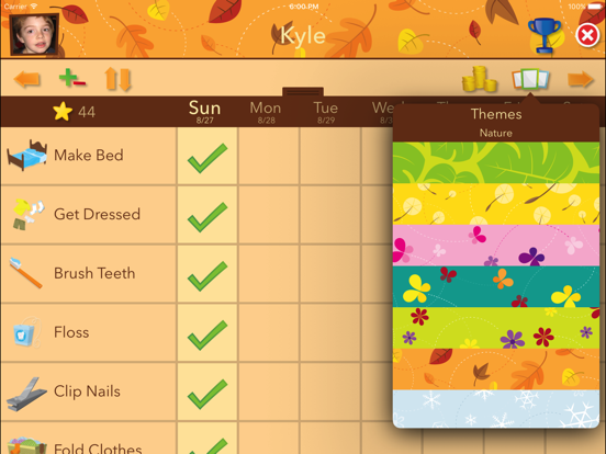 Chore Pad HD screenshot