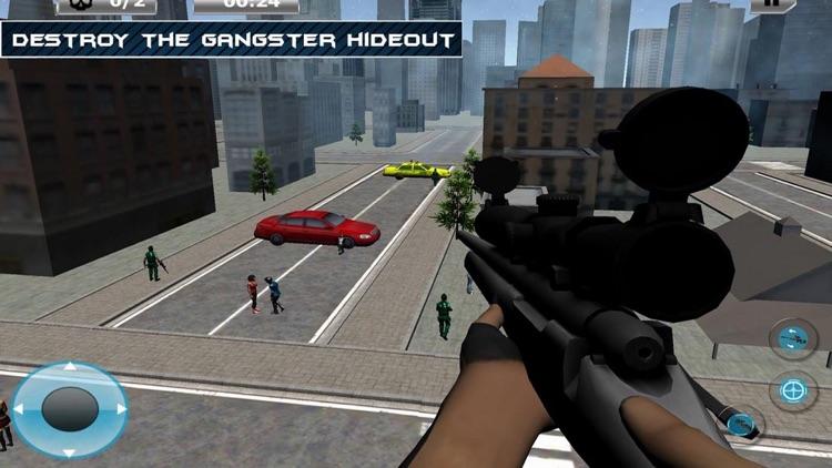 Contract Killer Shooting City
