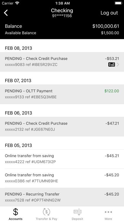 Pinnacle Bank Wyoming screenshot-3