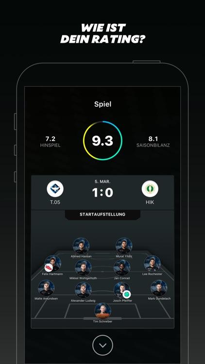 Tonsser Fußball screenshot-0