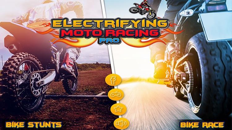 Electrifying Moto Racing Pro