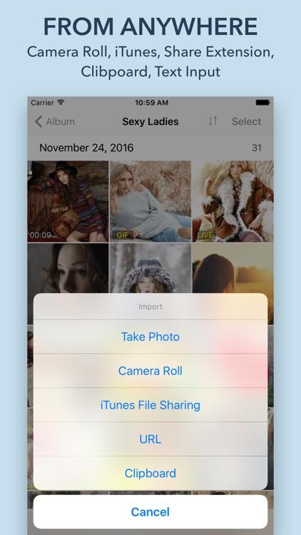 Private Browser - Hide Photo screenshot-3