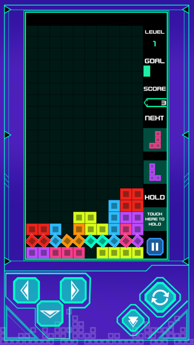BloX Puzzle screenshot two