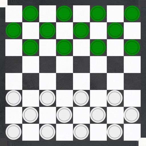 Checkers - Dama Board Game