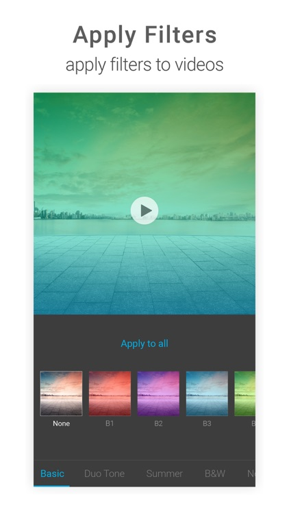 Video Editor -Crop Video Maker screenshot-3