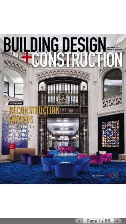 Building Design+Construction