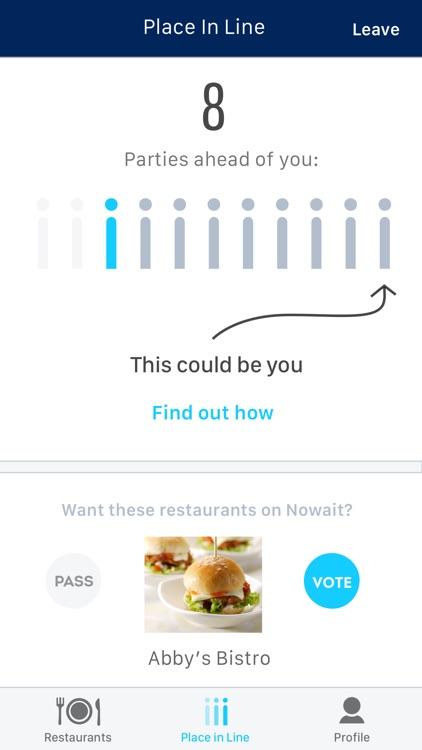 Nowait Guest