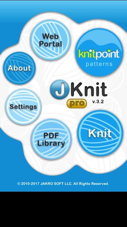 JKnit Pro - Knitting Helper