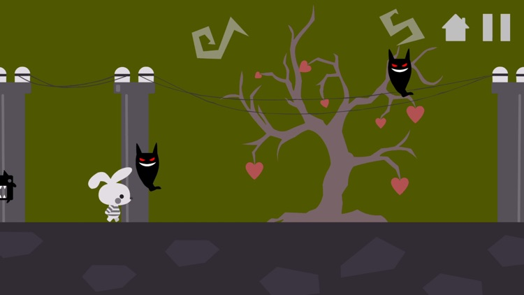 Cute Rabbit Adventure screenshot-4