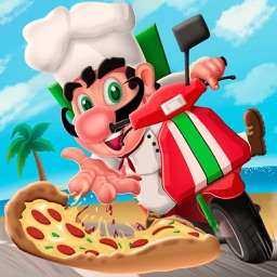 Moto Racing Pizza