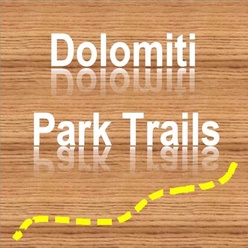 Dolomiti Parks Trails Hike GPS
