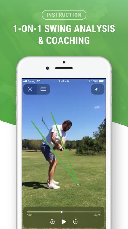 Golf GPS by SwingxSwing screenshot-5