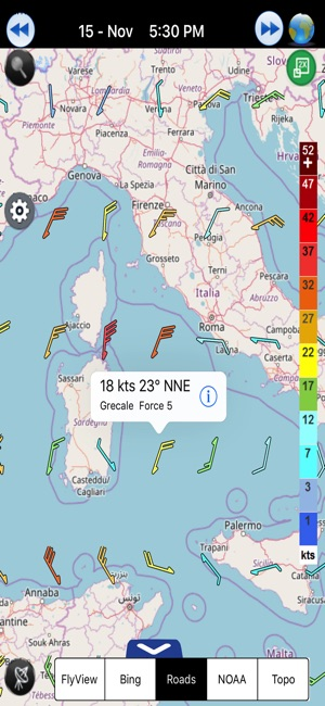 Wind forecast for windgurus on the app store gumiabroncs Image collections