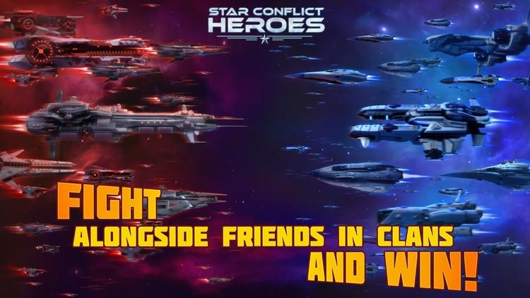 Star Conflict Heroes screenshot-0