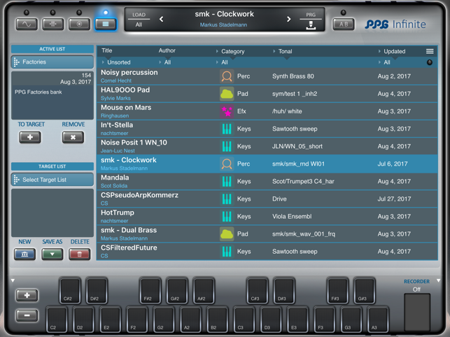 ‎PPG Infinite Screenshot