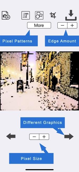 Pixel Art Effect on the App Store