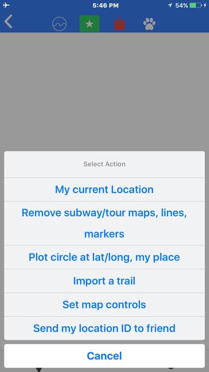 Zion National Park Tour Maps screenshot-3