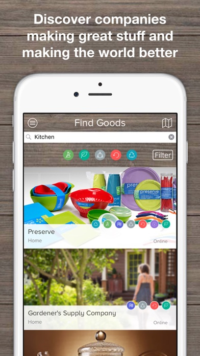 download DoneGood: Ethical Shopping App apps 0