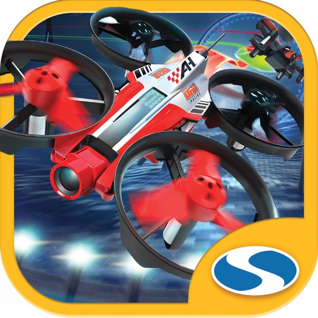 Fpv App: Air Hogs DR1 FPV Race Drone On The App Store