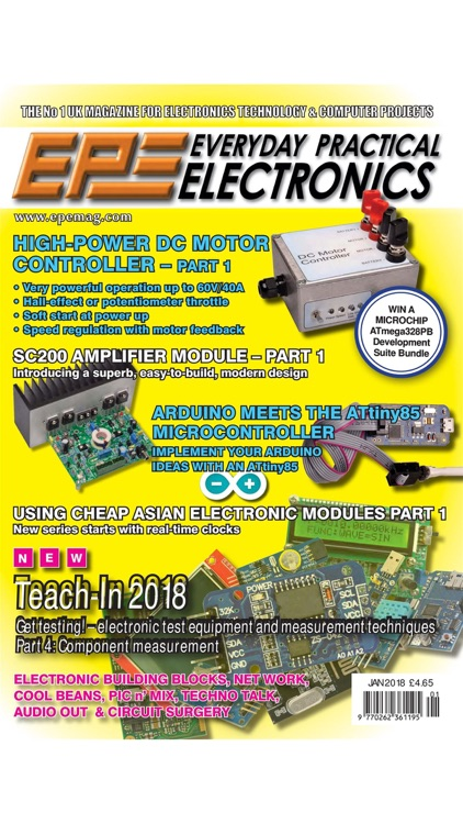 Everyday Practical Electronics Magazine screenshot-3