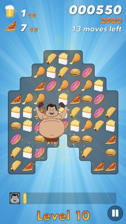 GoodJunk - fast food matching screenshot-0