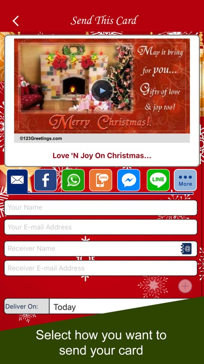 Christmas Wishes and Cards screenshot-3