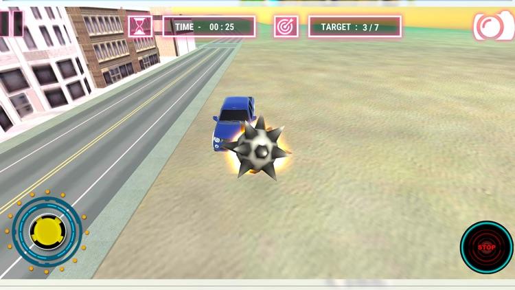 Robot Ball Transformation Game screenshot-4