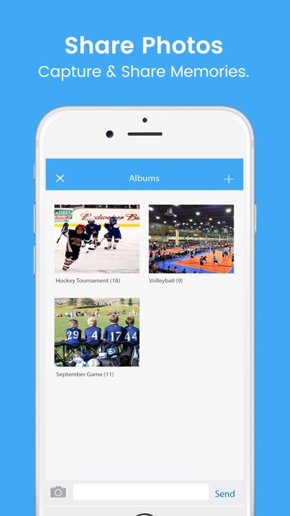 TeamLinkt - Sports Team App screenshot-4