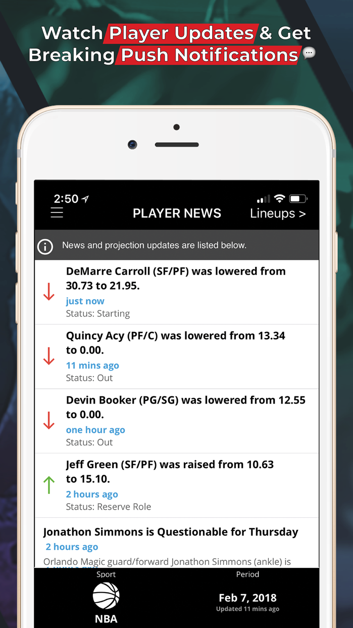 LineStar for FD Screenshot