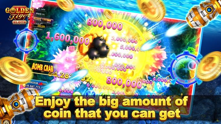 Golden Tiger Slots: Slot Games screenshot-6