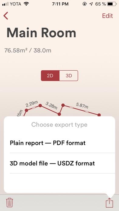 PlanKit - Floor plan creator Screenshots
