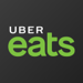 Uber Eats のお料理配達