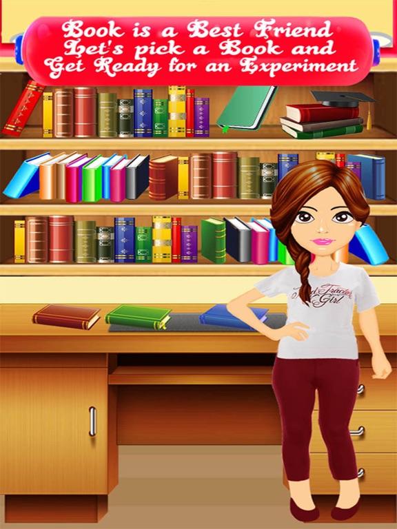 Nerdy Girl - Science Lab Geek | App Price Drops