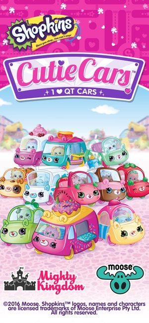 Shopkins: Cutie Cars on the App Store