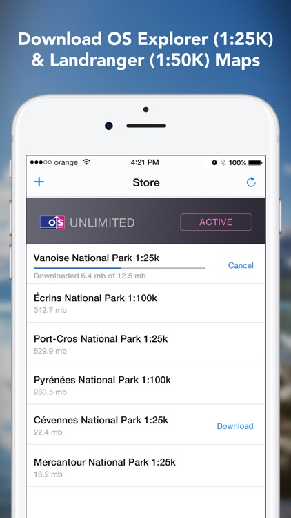 Outdoors GB - Offline OS Maps screenshot-3