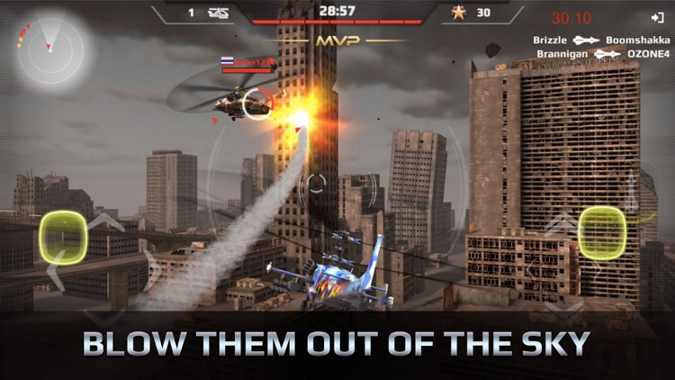 Battle Copters screenshot-0