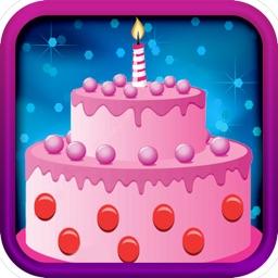 Birthday Cake Food Maker
