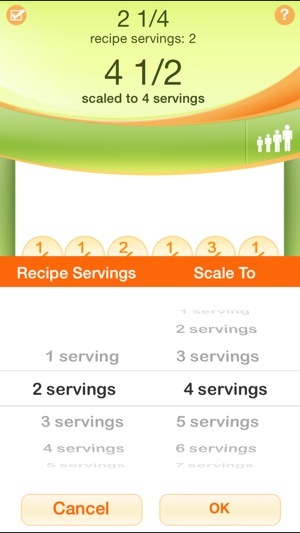 Kitchen calculator pro on the app store kitchen calculator pro on the app store forumfinder Images
